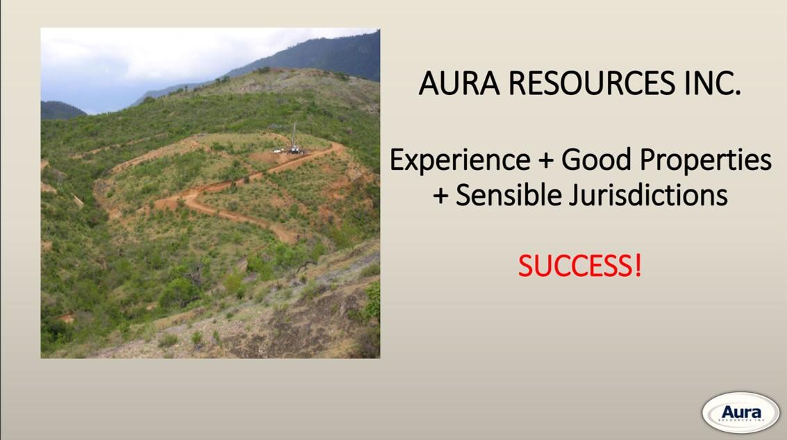 Aura corp deck image