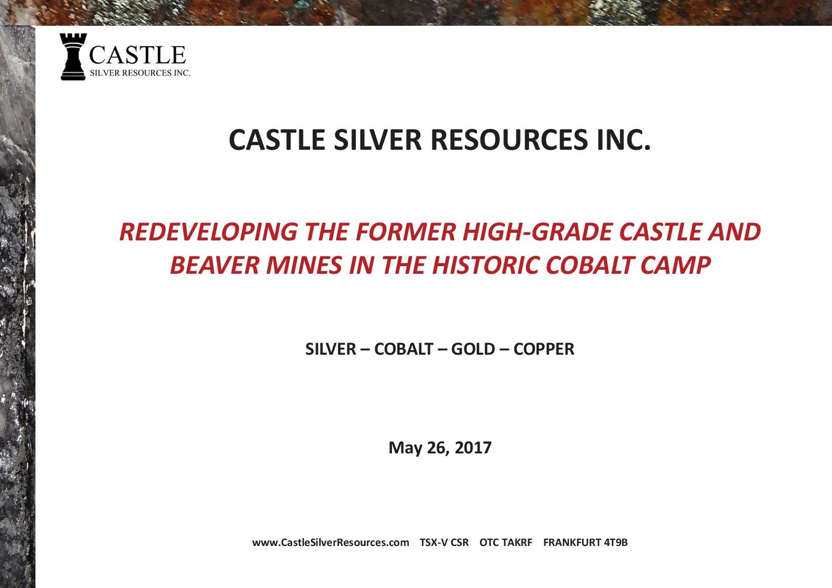 CSR Corporate Presentation May 26 2017 v2