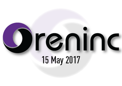 Oreninc Index Update: May 15, 2017