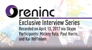 Oreninc Interview Series with Mickey Fulp - Episode 06