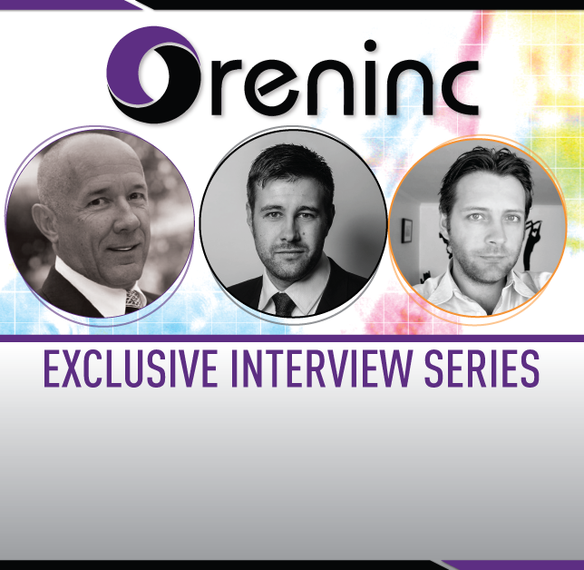 Oreninc: Interview Session with Mickey Fulp - Episode 18