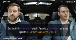 "Oreninc CEO Kai Hoffmann joins Justin Hayek on ""Car Ride Confessions of a CEO"""