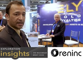 PDAC 2018: Joe Mazumdar speaks with Trey Wasser, Ely Gold Royalties